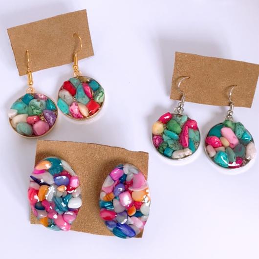 colorful pierce