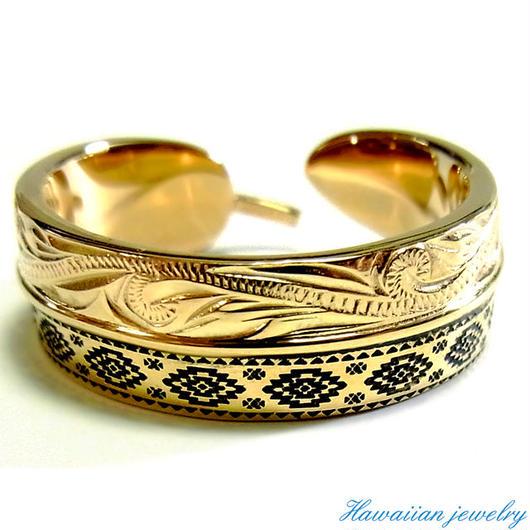 Hawaiian ring