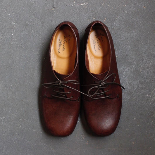 SHOE&SEWN/Stratford/Tabacco