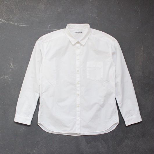 タイプライタースタンダードシャツ/WH/MAN