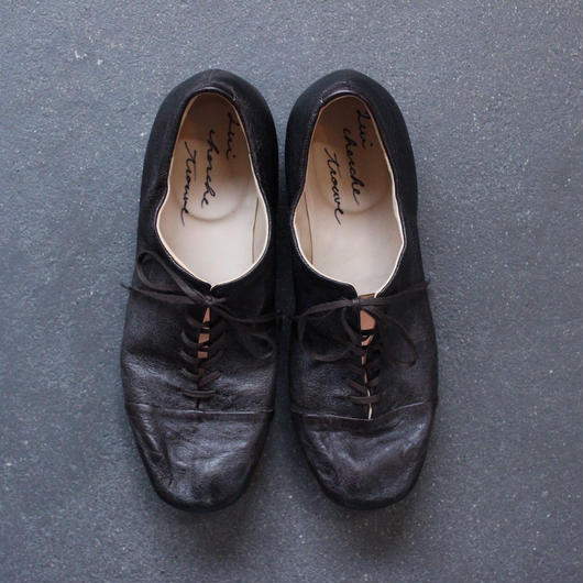SHOE&SEWN/Nice/D.Brown