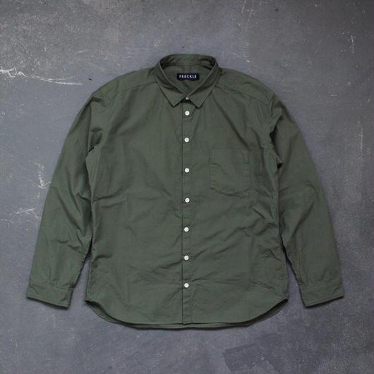 タイプライタースタンダードシャツ/ka-ki/MAN