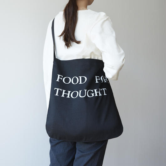 FOOD FOR THOUGHTオリジナルバッグ
