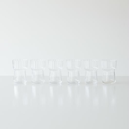 モールグラス(S)6個set