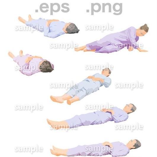シニアイラスト (EPS , PNG )   se_256