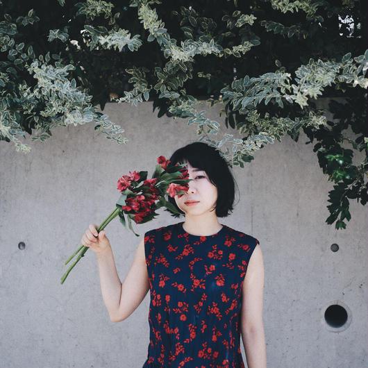 2018.9.8.Sat FLOWER PORTRAIT | 花とポートレート。<参加チケット>