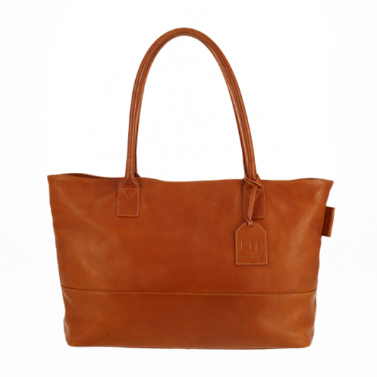 LIF Camera Tote Bag / Leather