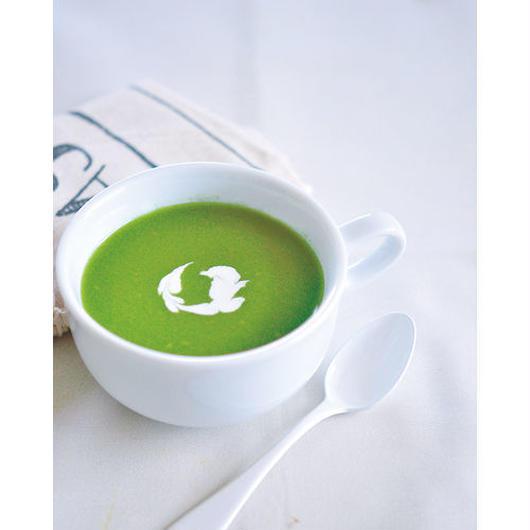 【育てて、撮って、食べる】育てるスープ<ほうれんそう>