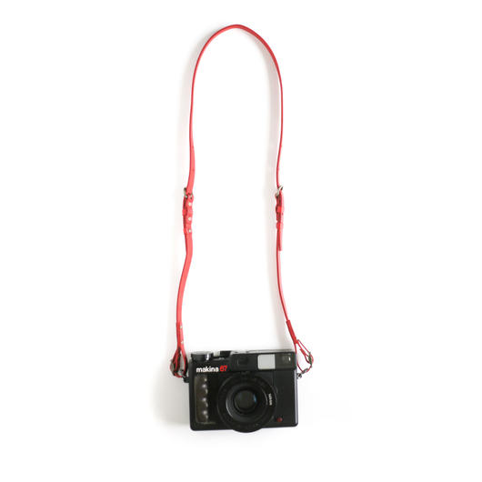 Camera Strap / Red