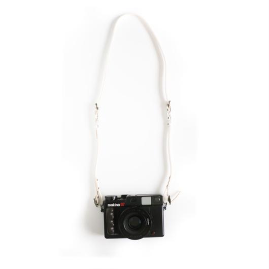 Camera Strap / White