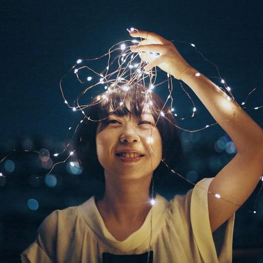 2018.10.24.Wed  LED MAGIC NIGHT | LEDを使った、キラキラポートレート。<参加チケット>