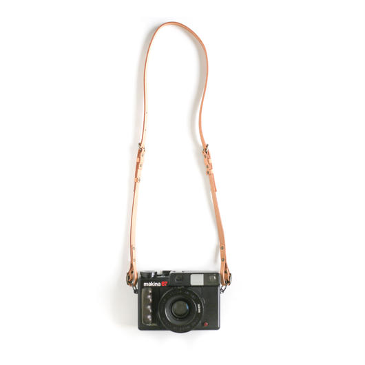 Camera Strap / Nature Leather