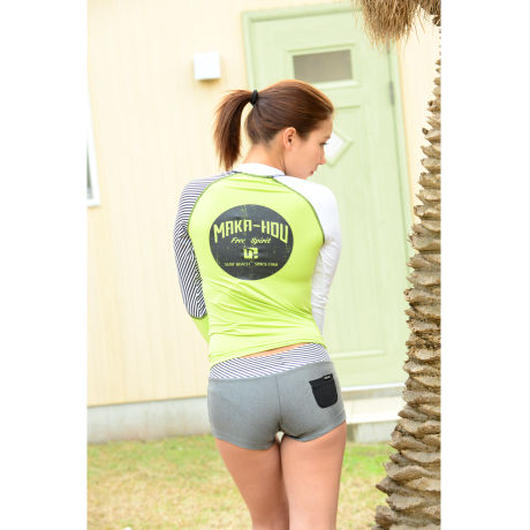 Rash Guard   【11W02/41S】            UVカットUPF50+          吸水速乾
