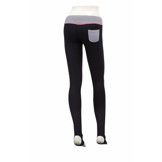 レギンス 【71W09-81S】 MAKA-HOU Leggings pants  ※紐付き