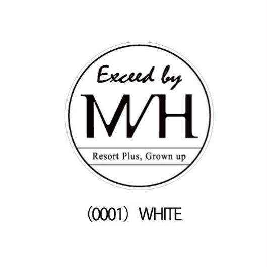 Exceed by MAKA/HOU Logoステッカー (防水・耐候性)