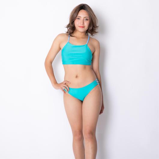 ビキニ 【20W3-91S】MAKA-HOU Bikini  ※パンツのみリバーシブル(reversible)