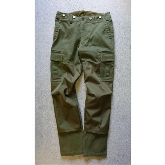 makufuri Field Cargo Pants 〈Green〉