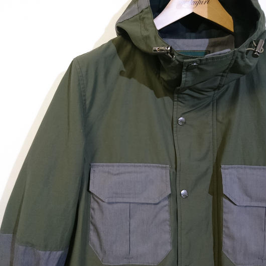 makufuri  60/40 Mountain Coat