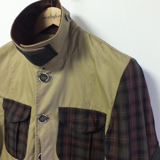makufuri  VENTILE Field Jacket