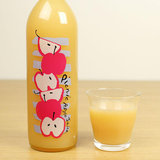 ピクニックりんごジュース 720ml 3本セット