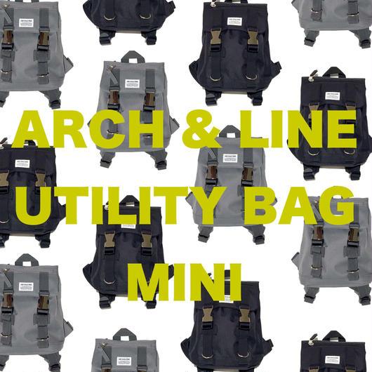 【ARCH&LINE】UTILITY BAG MINI