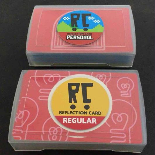 リフレクションカードRegular+Personalセット