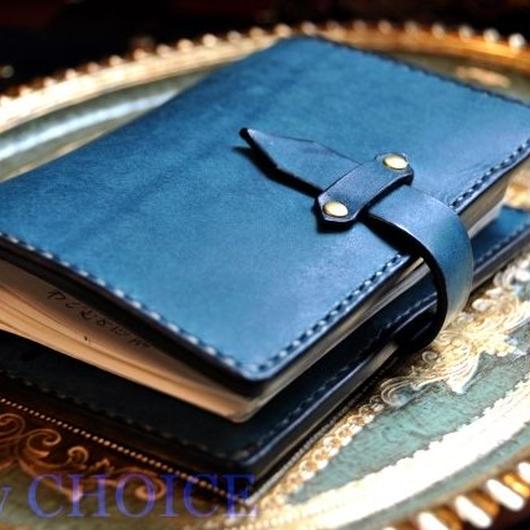 イタリアンレザー・革新のプエブロ・システム手帳(オルテシア)