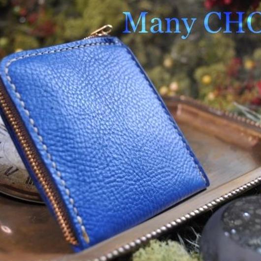 イタリアンレザートスカーナ・L型財布(マーレ・アドリア)