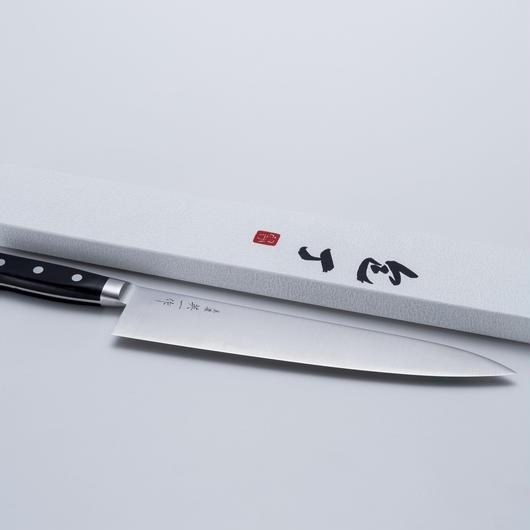 美濃 英一作 モリブデン鋼VG-1牛刀270mm