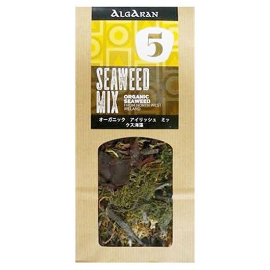 オーガニック海藻 【ミックス海藻 /SEAWEED MIX】 50g