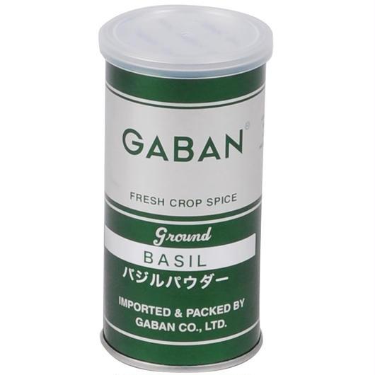-GABAN- バジルパウダー 60g
