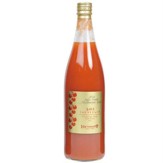 -井出トマト農園- 高糖度ミニトマトジュース