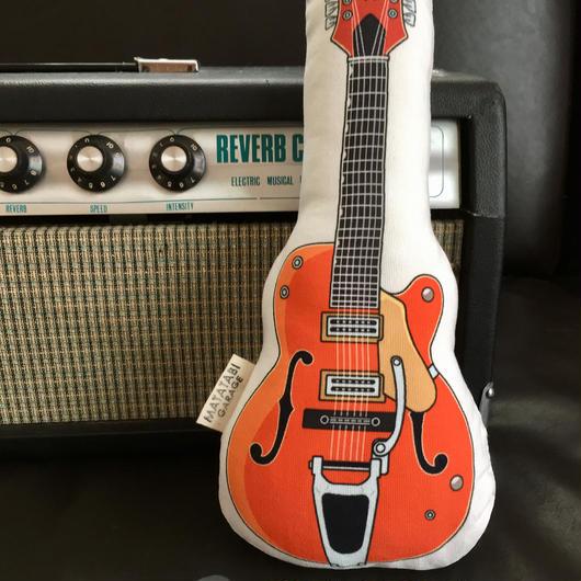 またたびロックンロール ギター(オレンジ)