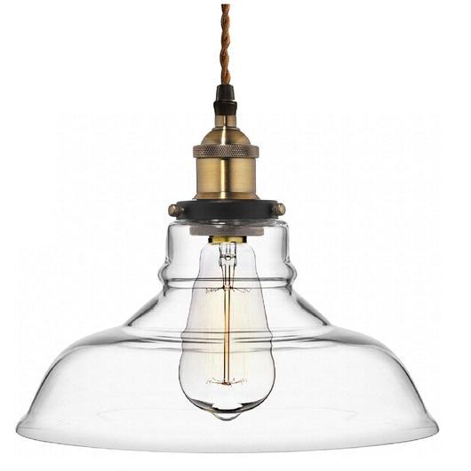Glass Pendant Light 「BROOKLYN」