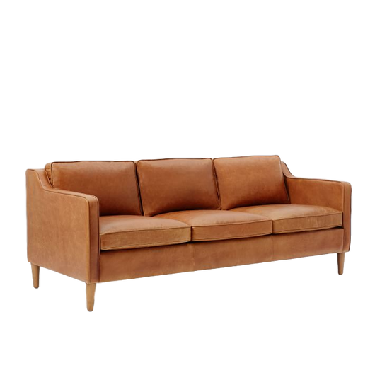 Leather Sofa 3 seater 「BETTIS」