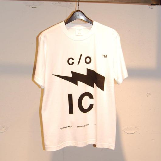 "【GOTHAM NYC】""IC""TEE ホワイト"