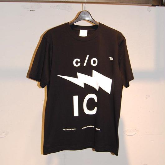 "【GOTHAM NYC】""IC""TEE ブラック"