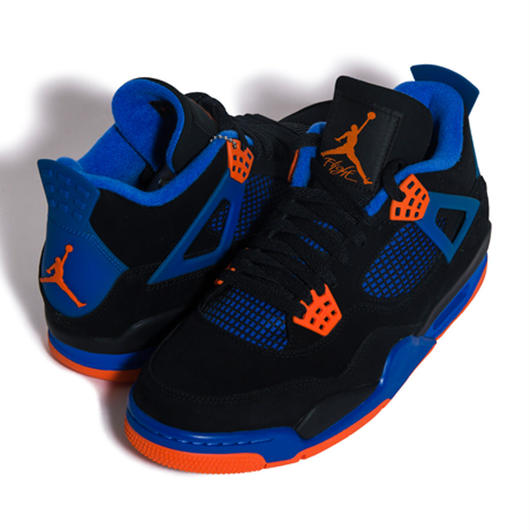 "NIKE AIR JORDAN 4 RETRO ""CAVS"""
