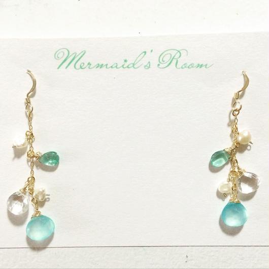 mermaid drops...❤︎K14GF