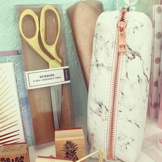 marble pen case