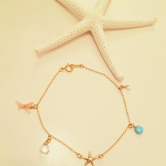 mermaid bracelet ...❤︎