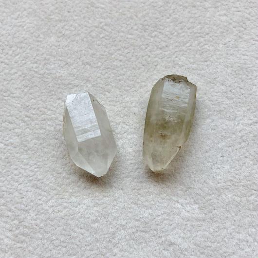 山口県産ポイント水晶 -2