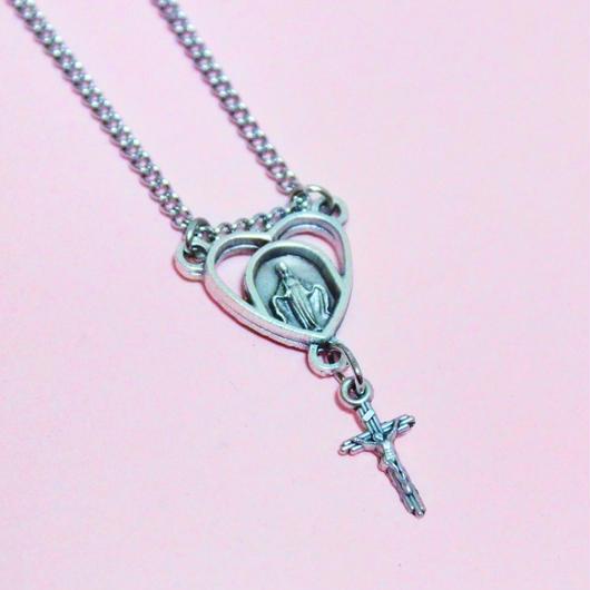 ハートコラソンネックレス Heart Corazon Necklace