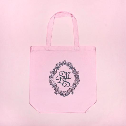 M.D.S tote bag(Pink)