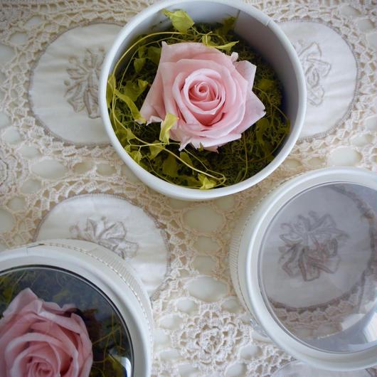 【1個】Petit Macaron ~A Single Rose~