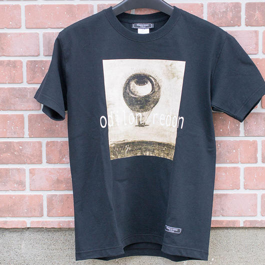 7.1oz Heavy Weight T-Shirt odilon redon print
