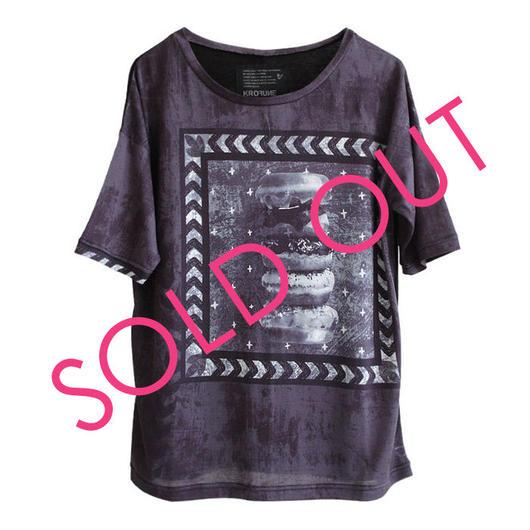 """KROFUNE Tシャツ """"Twin Peaks"""""""