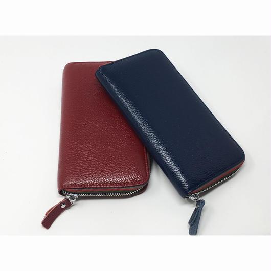 エレガンスライン ラウンドアップファスナー 財布 ウォレット # f111