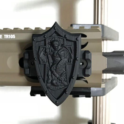 Rail Shield / Angel Vertical type