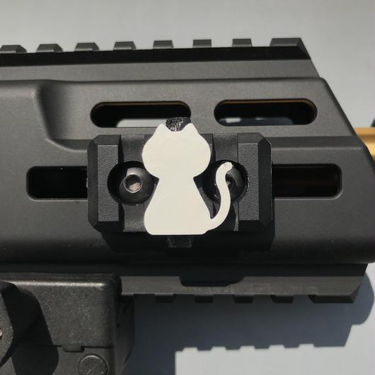 Rail Clip Cat